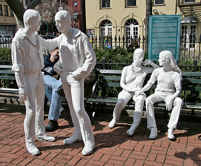 Gay Liberation Monument
